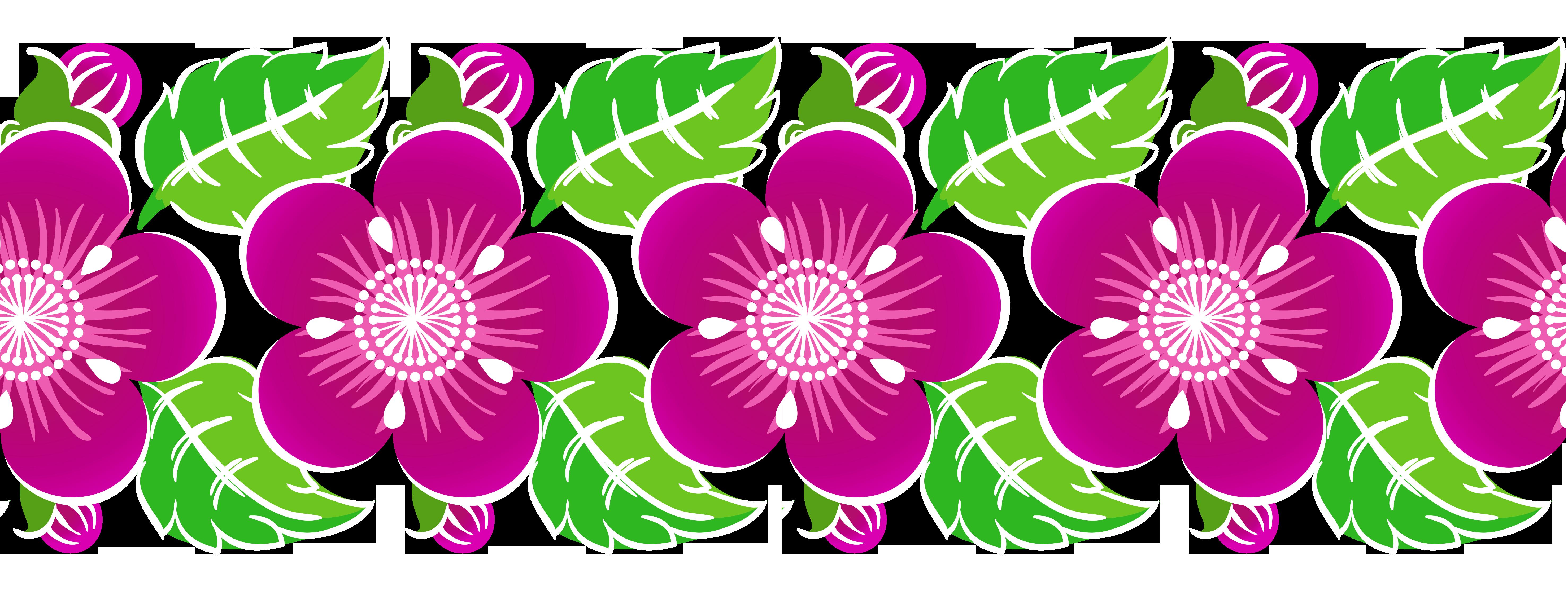 Element clipart floral decoration Clipart Decoration full Yopriceville Floral
