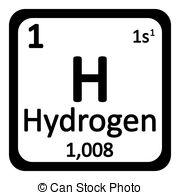 Elements clipart hydrogen Clipart csp14514060 Vector Search hydrogen
