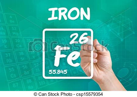 Element clipart iron For chemical element iron