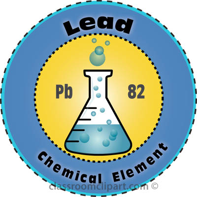 Elements clipart lead Elements Clip Art Chemical lead_chemical_element