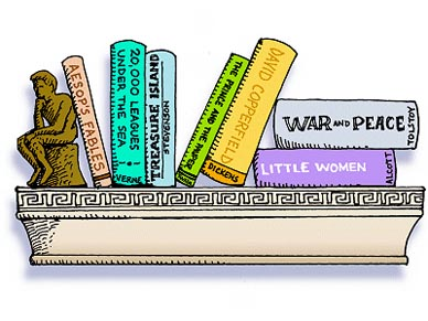 Element clipart literary device Devices clipart Clipart book answers