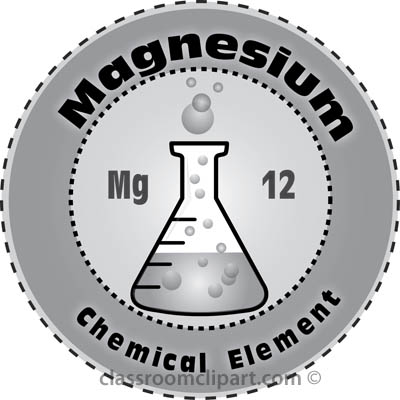 Elements clipart magnesium Atomic Kb From: Graphics for