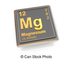 Elements clipart magnesium Chemical Clip Art 3d Magnesium