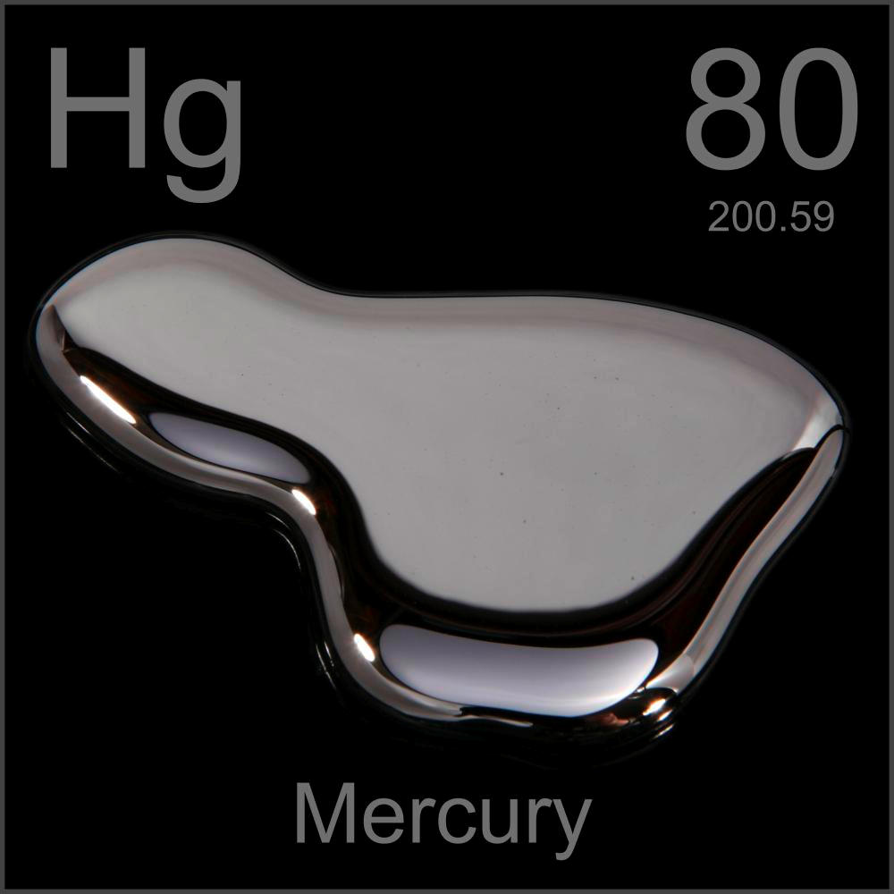 Element clipart mercury Mercury a Mehek element naturally