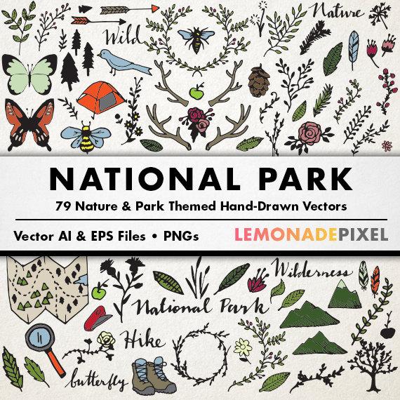National Park clipart nature park National Art Clipart & Resources