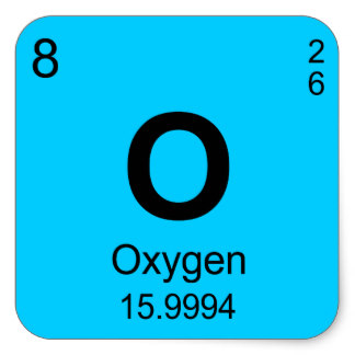 Element clipart oxygen Element Sticker Table of Square