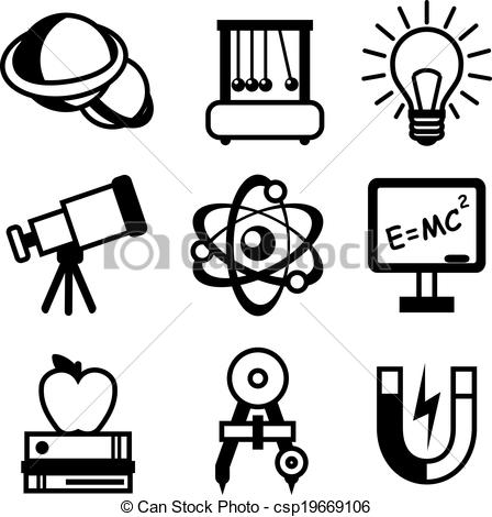 Scientist clipart icon #7