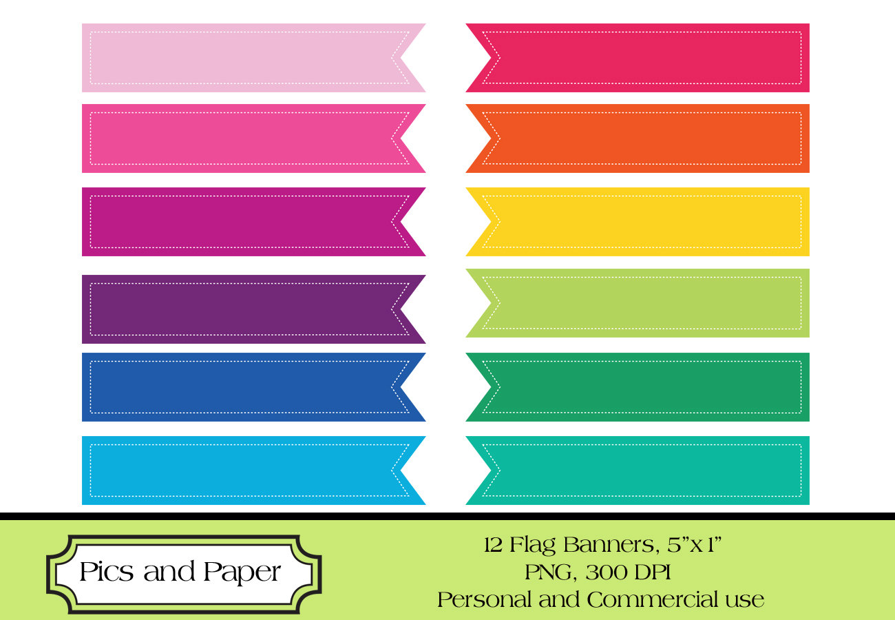 Element clipart ribbon banner template  images Png Ribbon Clip