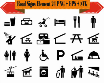 Element clipart road Human PNG Silhouette Vector Food