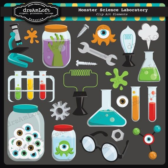 Planet clipart science collage Images cards Pinterest invitations best