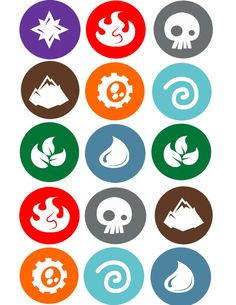 Element clipart skylander Search icons Paper skylander Google