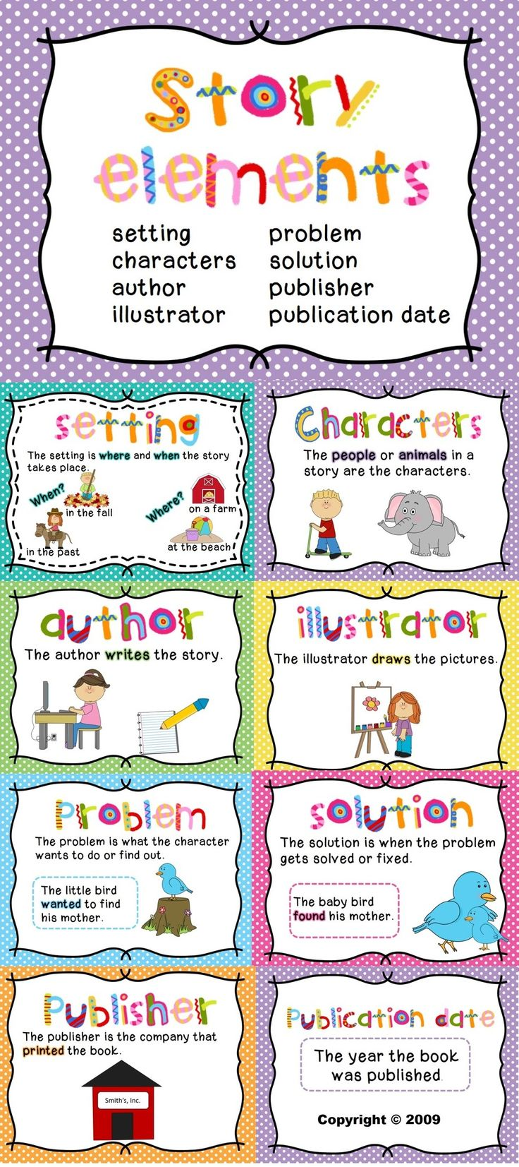Haven clipart story setting Pinterest elements Story ideas on