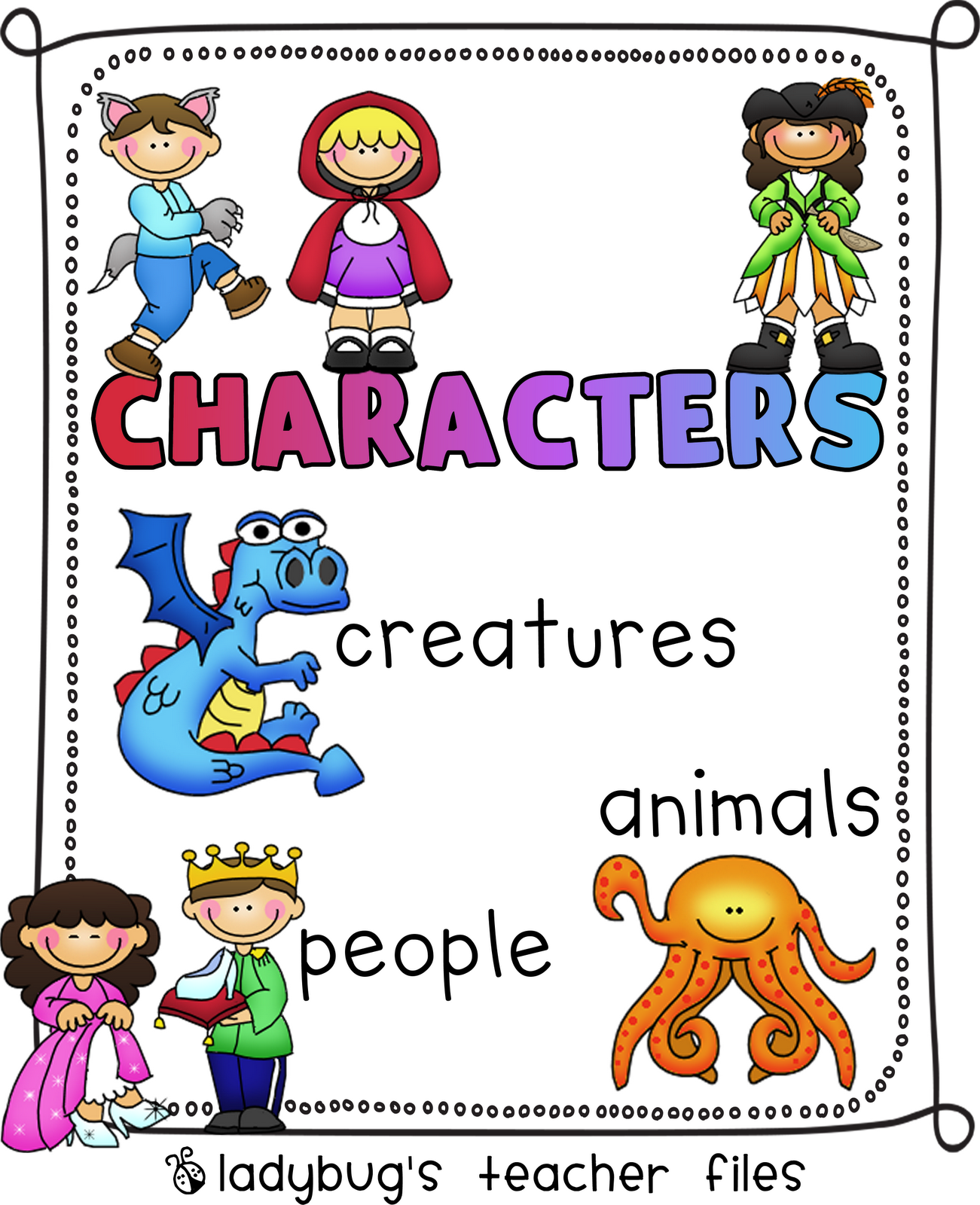 Haven clipart story setting Lessons Elements Teach Story Elements