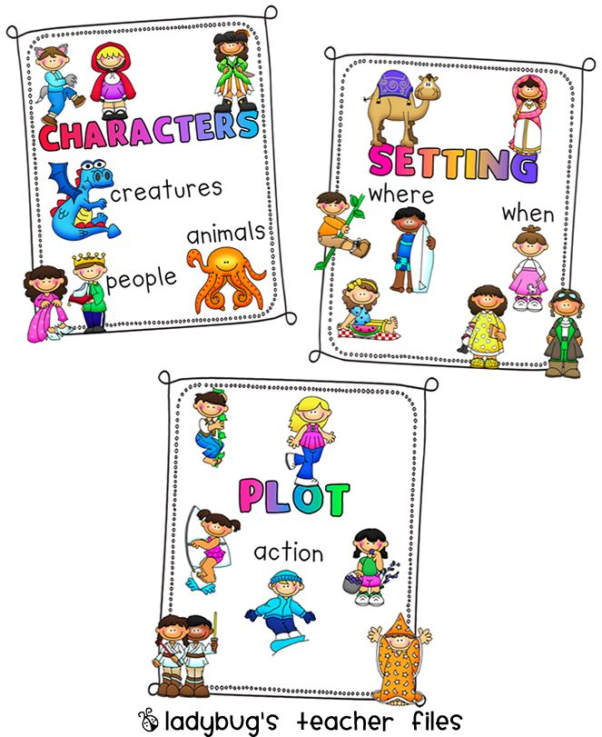 Community clipart story setting Clip Character Free Cliparts and
