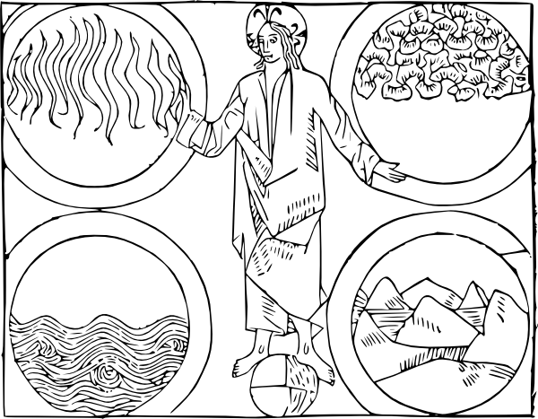 Elements clipart symbol #5