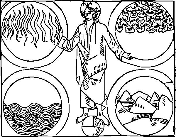 Elements clipart symbol Vector Four at Download Elements