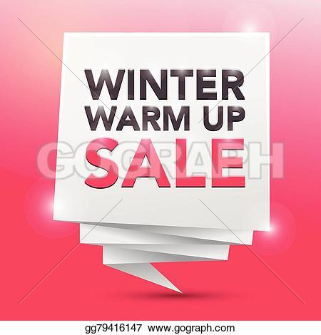 Element clipart winter Sale EPS poster element design
