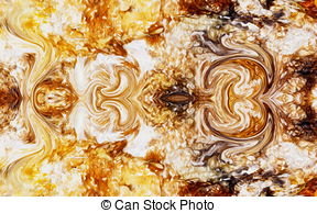 Elemental clipart abstract Elemental structure in swirling with