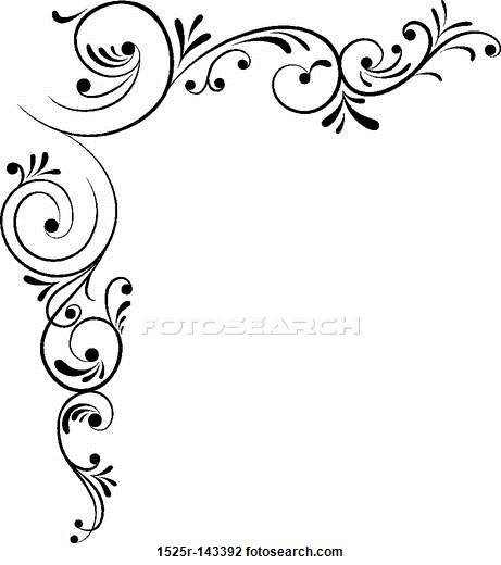 Elemental clipart banner design Art Vector Online  Op