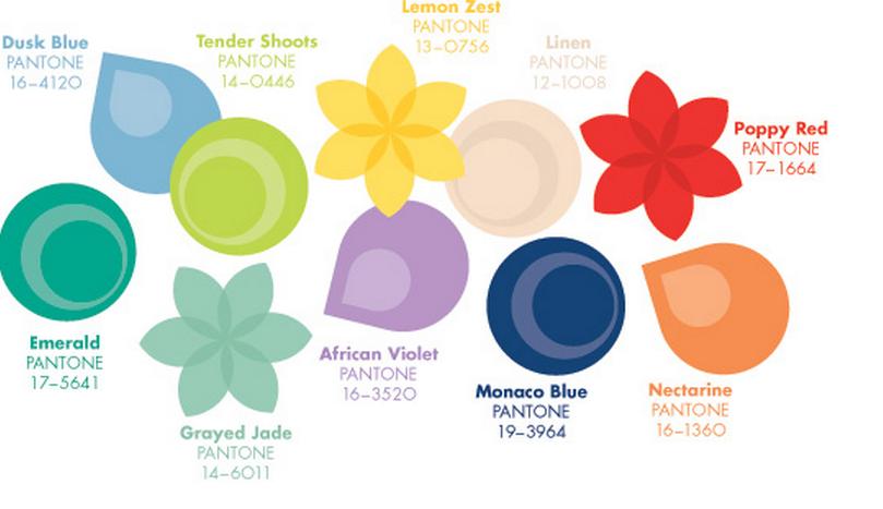 Elemental clipart color Report 2013 spring pantone color