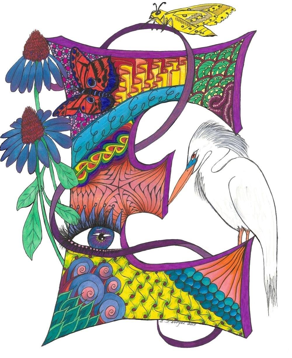 Elemental clipart decorative Art by Noegel created Elemental