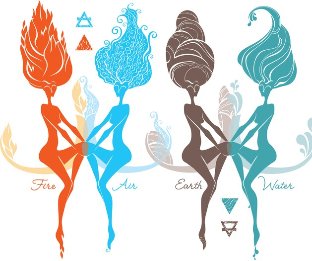 Elemental clipart fire and water 4 Who Fae Who
