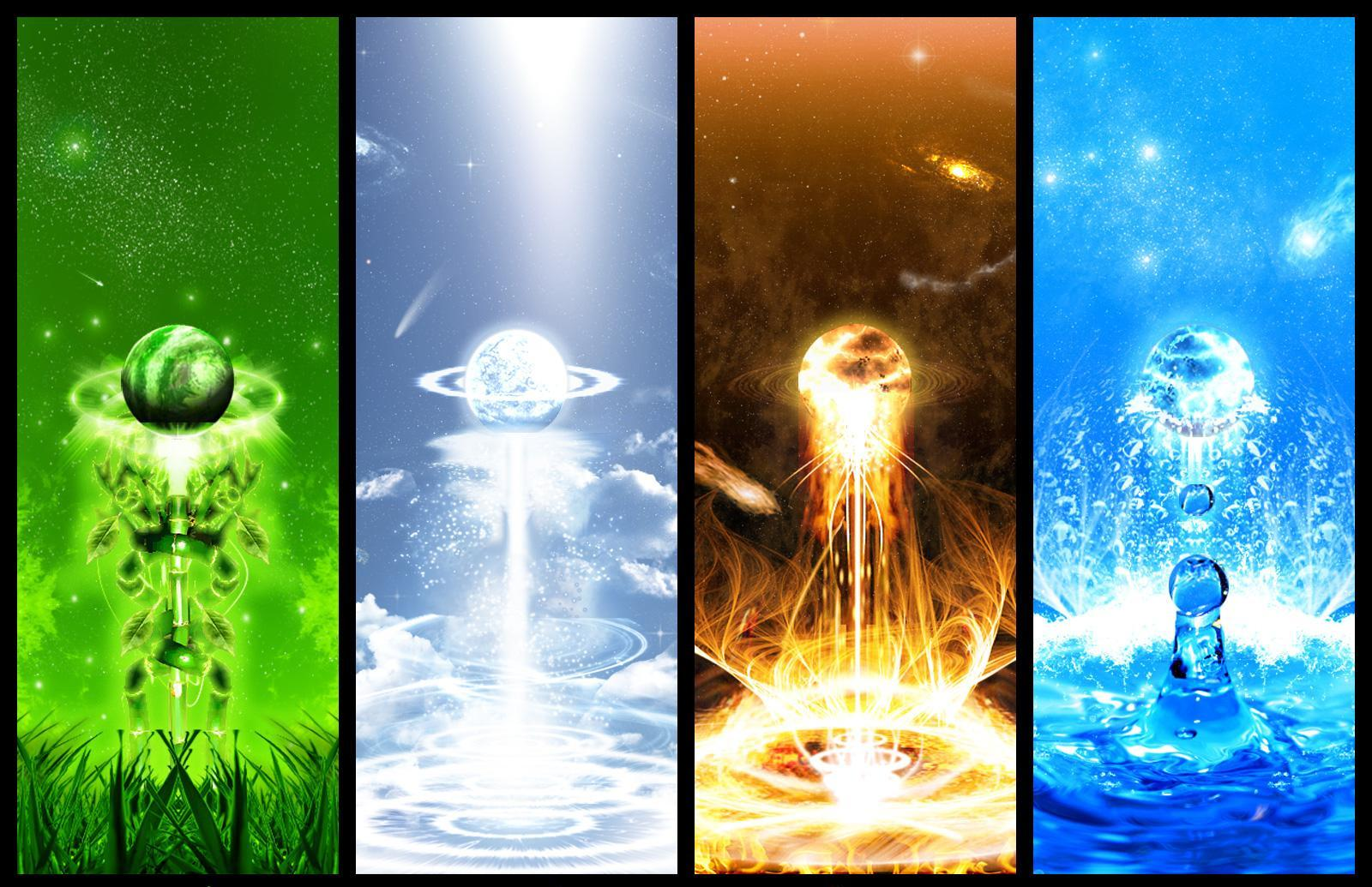 Elemental clipart fire and water Posses On Should Personality Should
