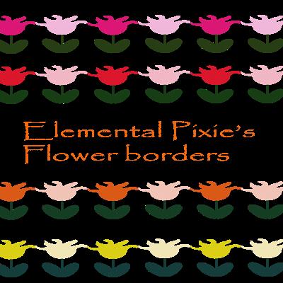 Elemental clipart floral Clipart order clip floral border