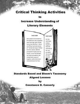 Elemental clipart literary analysis Activities Critical Analysis Analysis