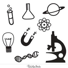 Science clipart physical science #4