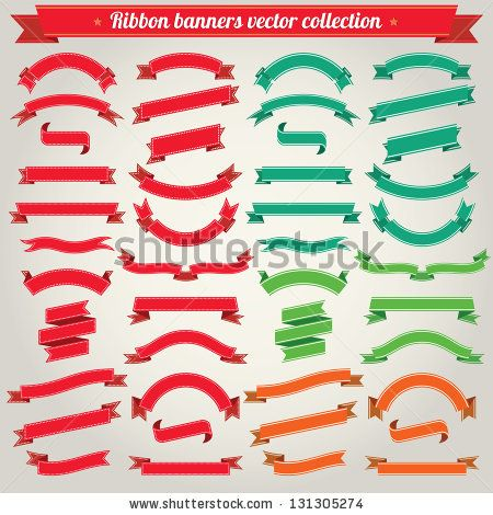 Elemental clipart ribbon banner template Pinterest by 26 images inspiration