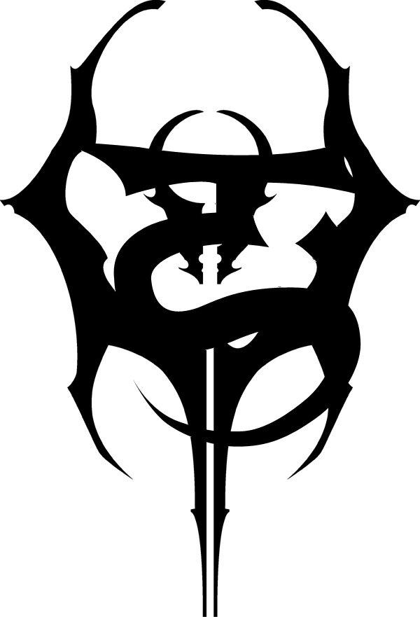 Elemental clipart symbol Dragnahawk elemental Art  Free