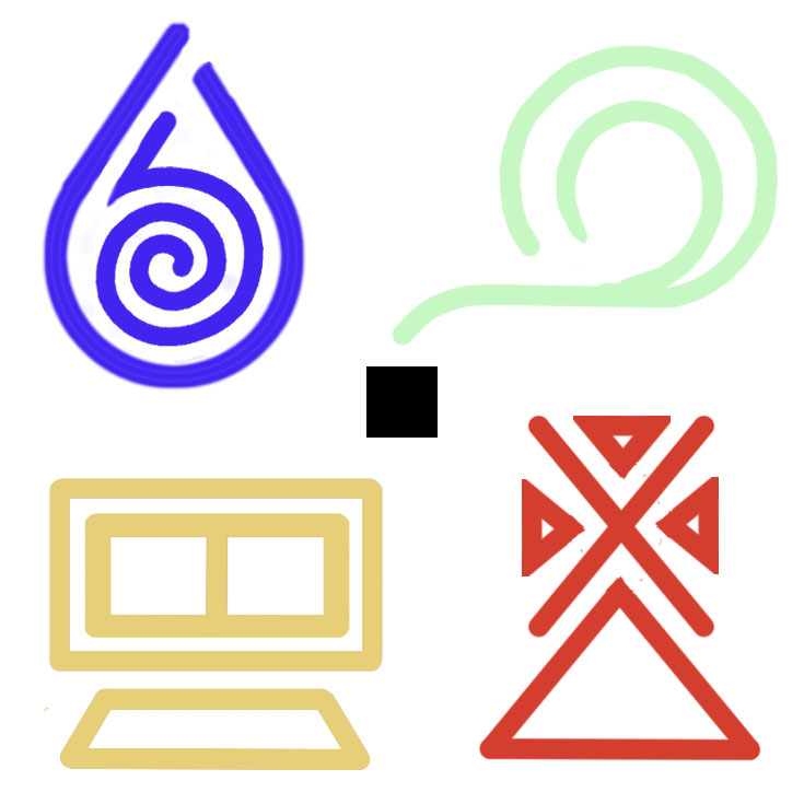 Elemental clipart symbol Elemental on Air on deviantART
