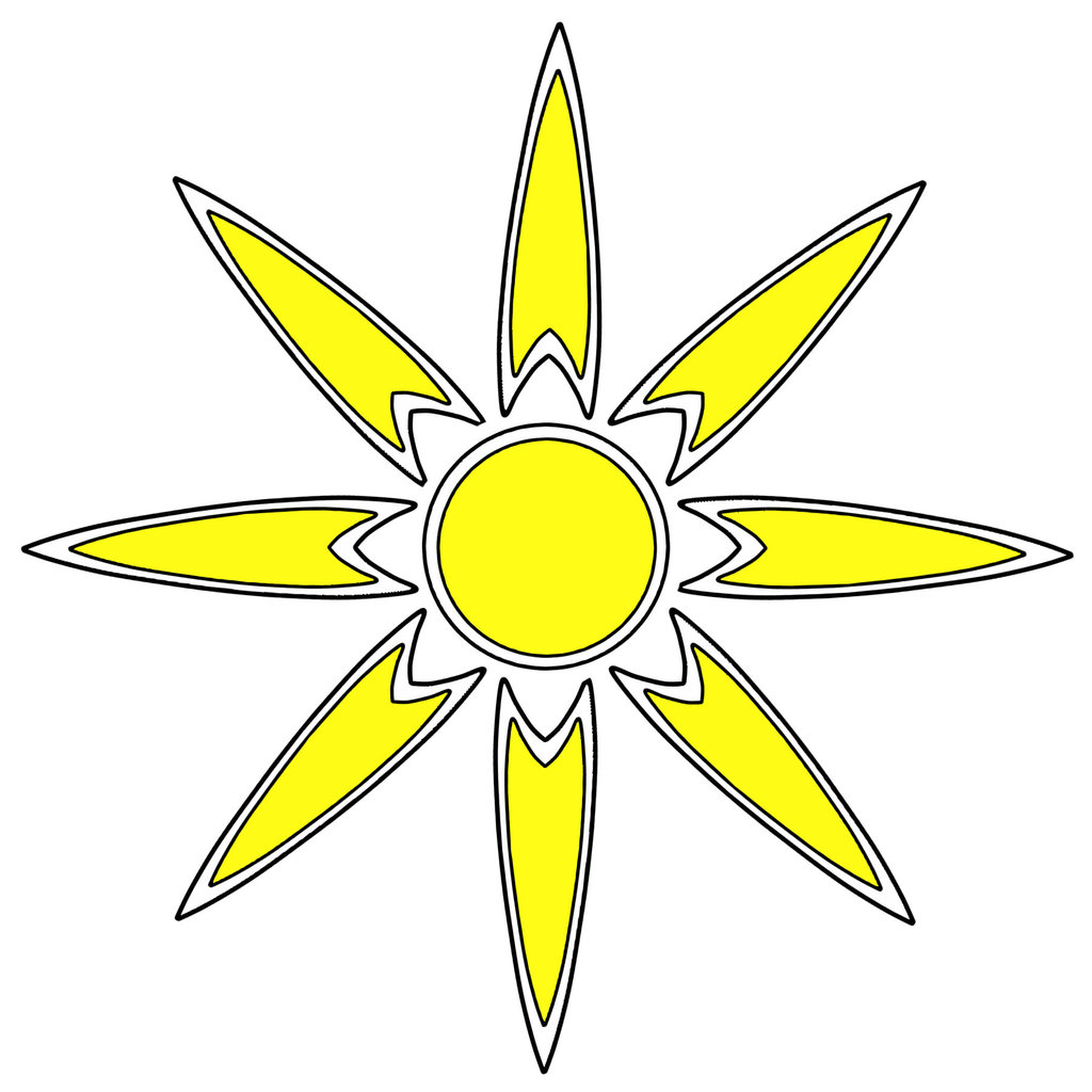 Elemental clipart symbol Holy pending) on pending) by