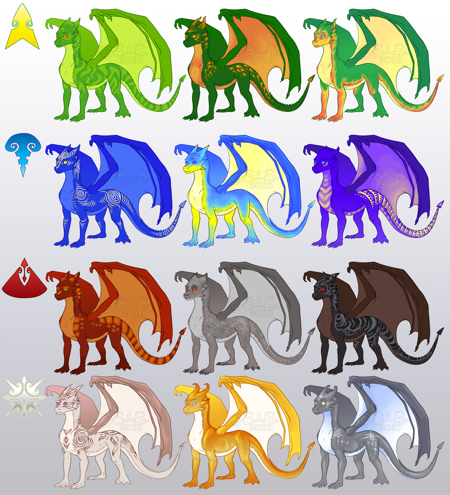 Elemental clipart the four Accidental Elemental Elemental 84 Elementals