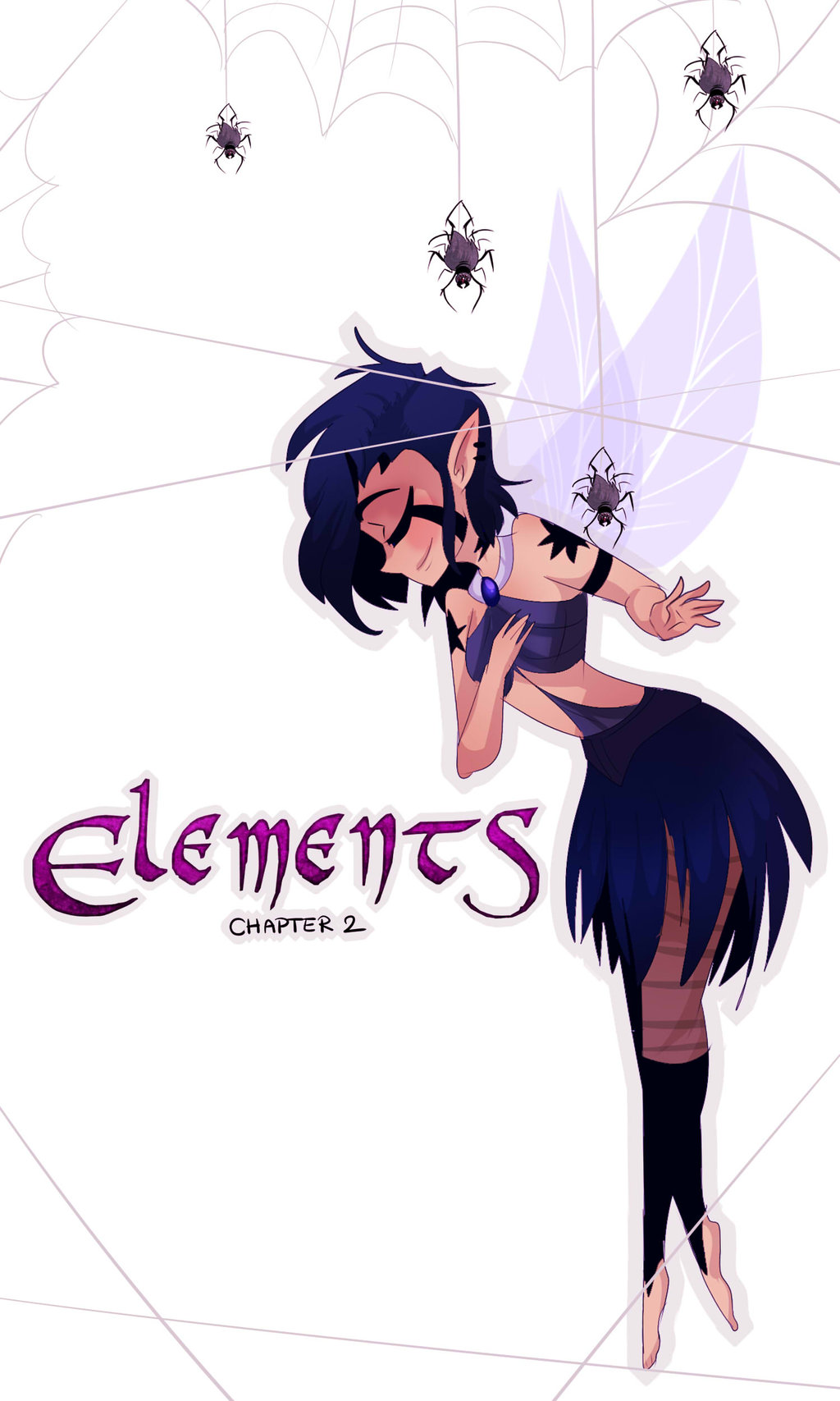 Elemental clipart web element Sister Web comic Glamist on