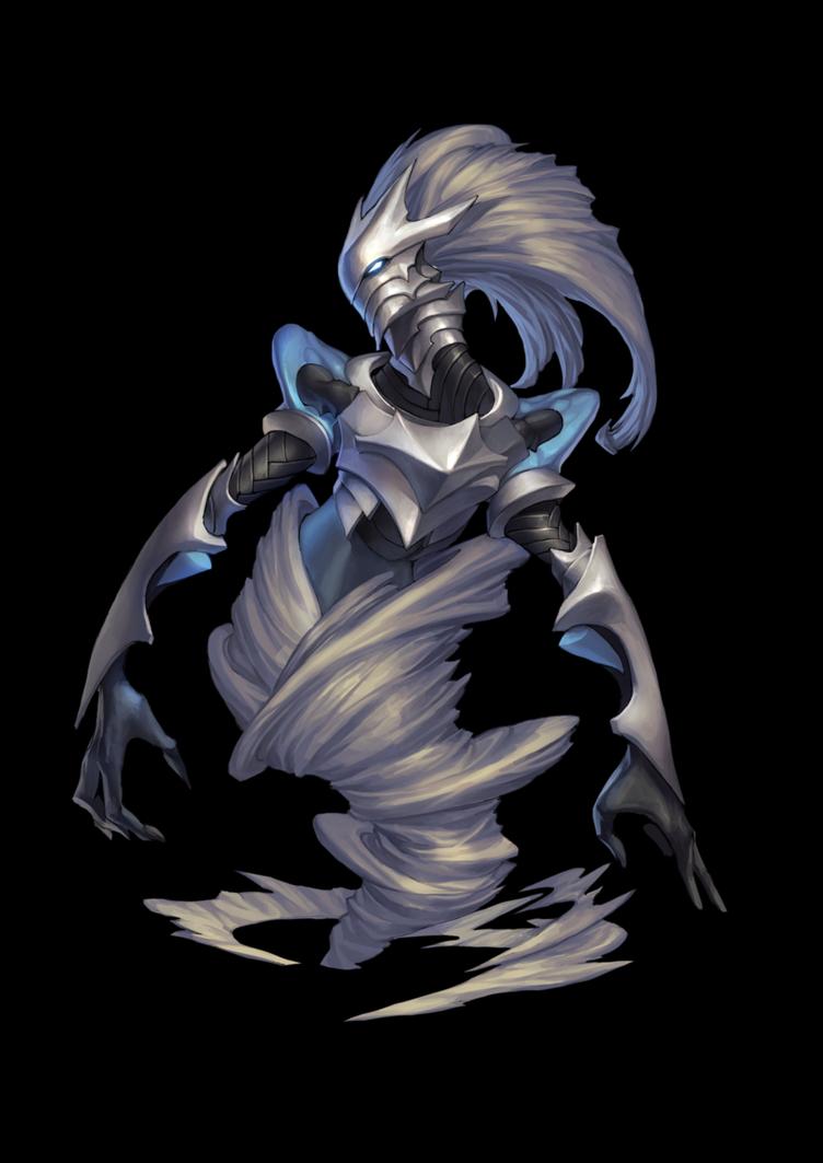 Elemental clipart wind Character Penett  Pinterest by