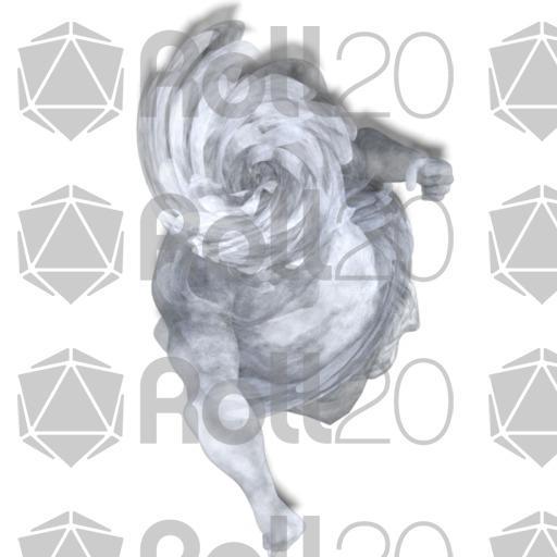 Elemental clipart wind Darkwoulfe's Enemies 1 Elemental Roll20