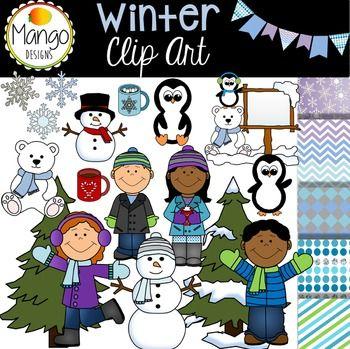 Elemental clipart winter Banner Bandera ideas De global