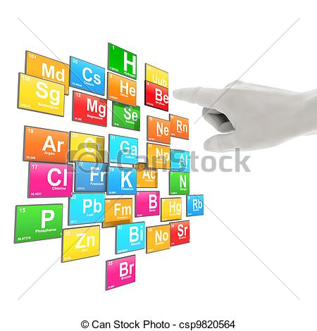 Elements clipart chemistry Of Illustration chemical select chemical