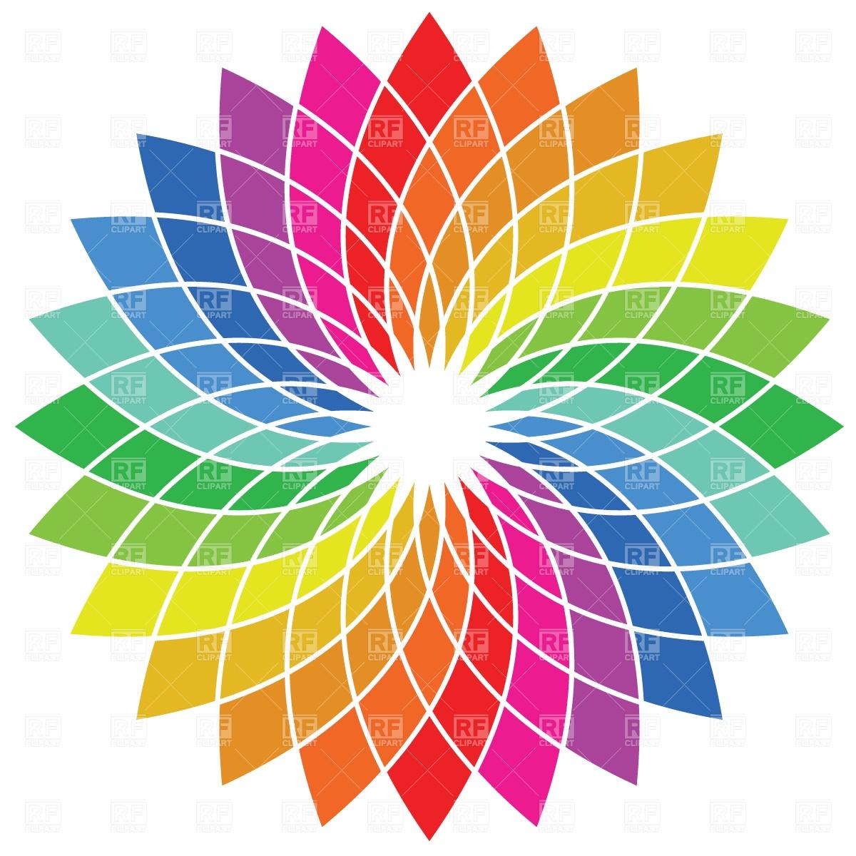 Elements clipart color Color vector  palette Design