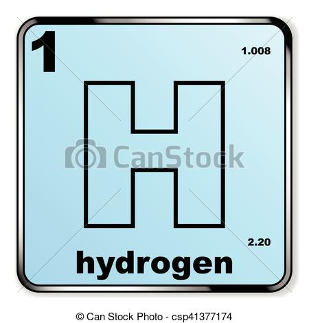 Elements clipart hydrogen Illustration background Vectors From from