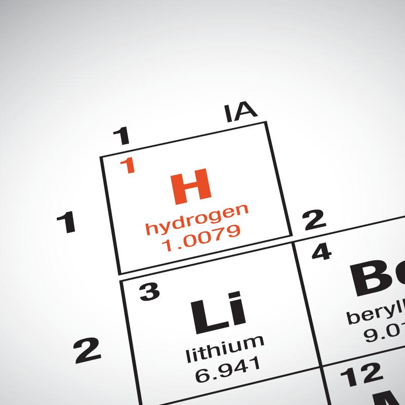 Elements clipart hydrogen Com (H) Table igoscience element