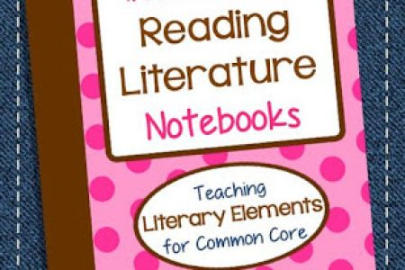 Elements clipart literature Interactive Clip ~ Literary Notebooks