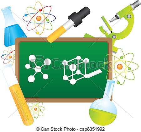 Radiation clipart science #2