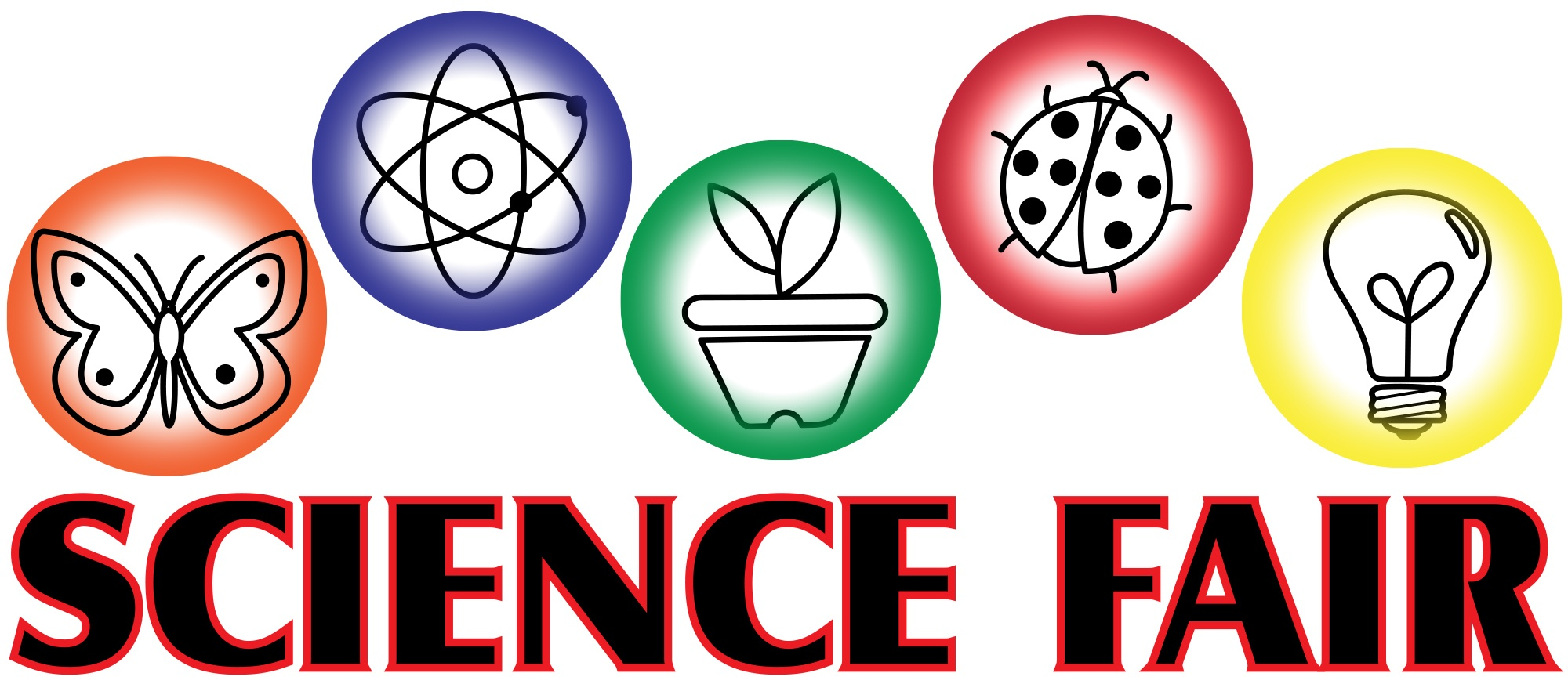 Science clipart science fair #3