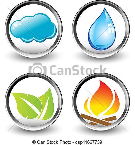 Elements clipart symbol Of Vectors of Vector of