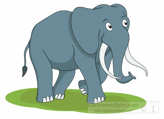 Moving clipart elephant #9