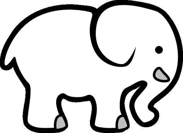 Larger clipart black and white Clipart Panda Art Elephant indian%20elephant%20head%20clipart
