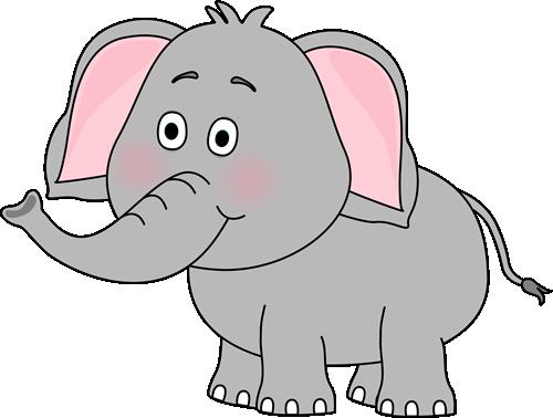 Animal clipart elephant Elephant Clip Images Elephant Cute